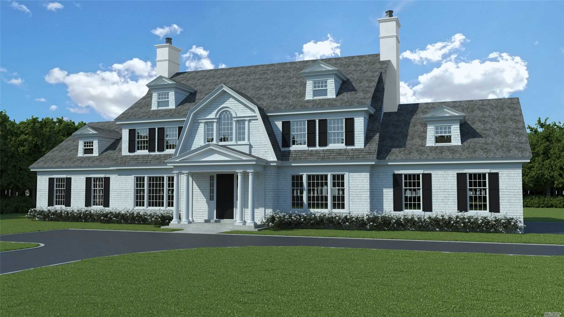 Residencial à venda em 34-Lot 2 Middle Hollow Rd, Lloyd Harbor, NY ,11743  , EUA