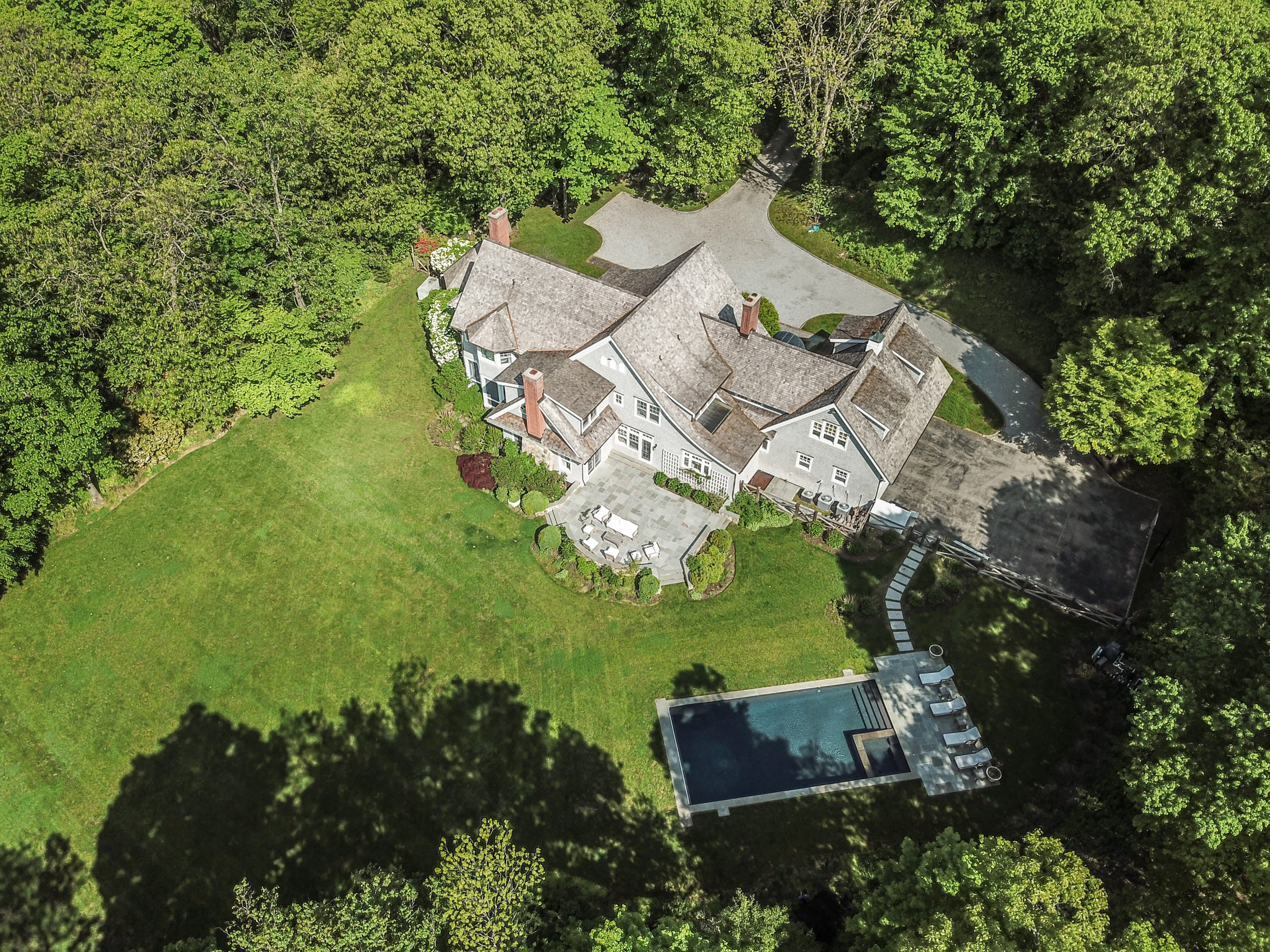 Casa unifamiliar Para Venda em 284 Stone Hill Road, Pound Ridge, NY ,10576  , EUA