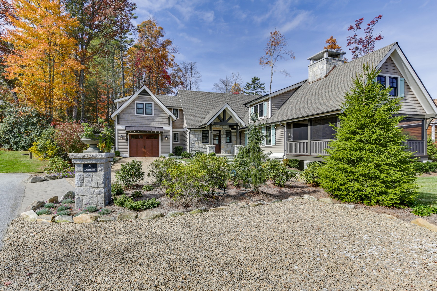 Casa unifamiliar Para Venda em 61 Stonebridge Lane, Highlands, NC ,28741  , EUA