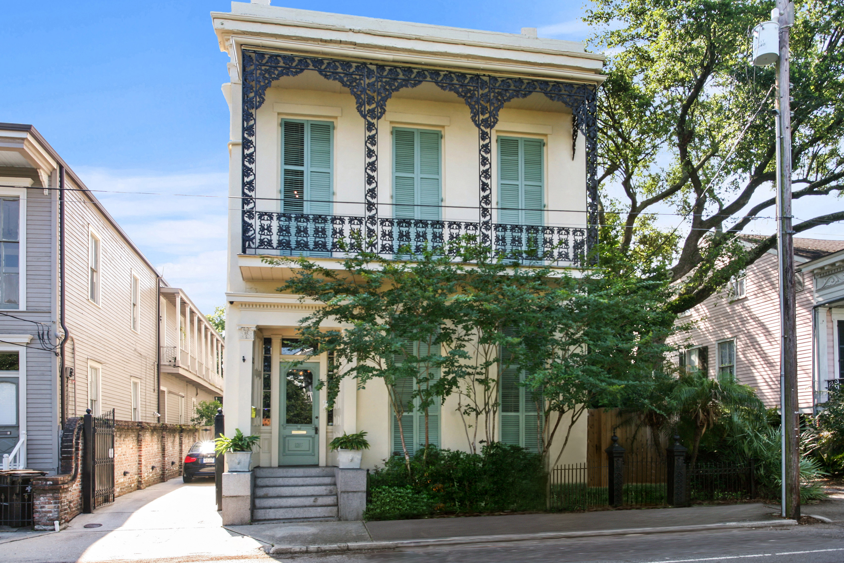 Casa unifamiliar Para Venda em 1216 Camp St, New Orleans, Louisiana ,70130  , EUA